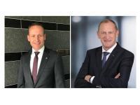 Direktoren-Wechsel bei Steigenberger Hotels & Resorts. Danny Vorwerk (links) kommt nach Berlin, Richard Engelmayer (rechts) geht nach Köln / Bildquelle: Steigenberger Hotels AG