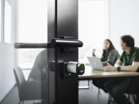 Der komplett neu entwickelte SALTO Neo Zylinder arbeitet nahtlos mit virtueller Vernetzung, Funkvernetzung und Mobile Access und kann bis zu 130.000 Öffnungszyklen mit einem Batteriesatz erreichen. / Bildquelle: SALTO Systems