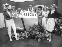 1977 präsentierte Ferrero eine übergroße Mon Cheri Praline; Bildquelle Koelnmesse