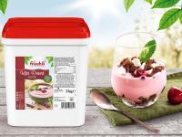 Kefir-Dessert Kirsche / Bildquelle: frischli Milchwerke GmbH