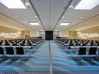 Großer Konferenzraum ür Veranstaltungen bis zu 500 Personen
