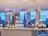Westin Hamburg BLICK Champagne Bar