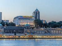 Hotel Hafen Hamburg Außenansicht / Bildquelle: © Hotel Hafen Hamburg