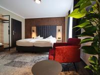 Roter Löwe Ulm Zimmer / Bildquelle: Beide XXXL Neubert Hoteleinrichtung