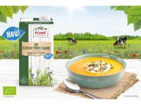 Bio-Küchen-Profi-Sahne 20 % / Bildquelle: frischli Milchwerke GmbH