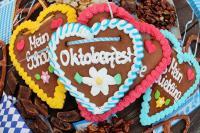 Oktoberfest Schiffbauerdamm Lebkuchenherz / Bildquelle: © ChristArt