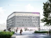 Visualisierung Moxy Köln Bonn Airport Bildquelle / Nutzungsrechte: Art-Invest Real Estate