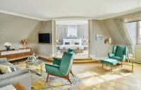 Mandarin Oriental München Bavaria Suite 600 Living Room