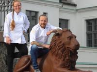 Sabine Teubler und Maik Albrecht / Bildquelle: Schlosshotel Burg Schlitz