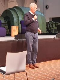 Gastroexperte mit Herz, Hirn und feinem Humor: Jean-Georges Ploner
