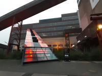 Und das alles im faszinierenden Umfeld des Unesoco-Weltkulturerbes Zollverein in Essen