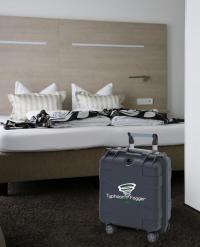 Typhoon Fogger im Hotelzimmer