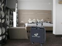 Typhoon Fogger im Hotelzimmer / Bildquelle: Alle Bilder Taylor Projektentwicklung GmbH