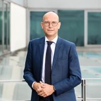 Helios Geschäftsführer Enrico Jensch