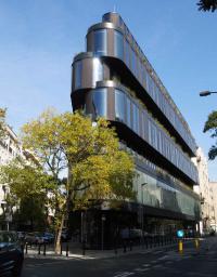 Nobu Hotel Warsaw / Bildquelle: SWISSPACER
