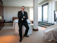 Dirk Iserlohe sorgt sich weiter um die Branche. Im November noch mehr leere Betten. / Bildquelle: HONESTIS AG