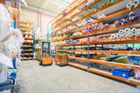 Wäscherkone Lagerhalle in Laichingen