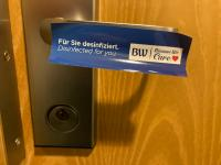 'Because we care' bei Best Western
