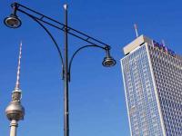 Berlin Alexanderplatz mit Park-Inn Hotel - immer noch Top 1 bei den Google Urlaub-Suchanfragen
