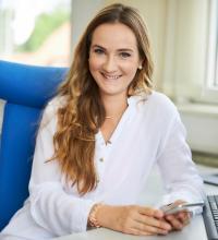 Sophie von Seydlitz, Hotelfux Geschäftsführerin / Bildquelle: Flair Hotels