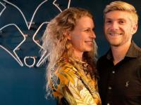 Nadja Buckenberger und Tymen van Dyl, Gründer von RoomRaccoon / Copyright: RoomRaccoon