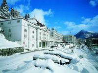 Das traditionsreiche Steigenberger Grandhotel Belvédère startet am 11. Dezember 2020 in die Wintersaison / Bildquelle: Steigenberger Hotels AG