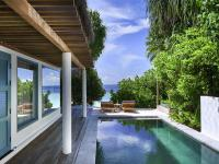 Sunset Beach Villa im Raffles Maldives Meradhoo / Bildquelle: © Jorg Sundermann