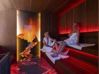 Entschleunigen in der Sauna im Hotel Königshof / Bildquelle: Hotel Königshof