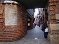 Die Böttcherstraße in Bremen / Bildquelle: Hotelier.de