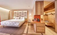 Zimmer nach Art der Dolomiten