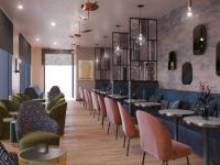 Lobby-Lounge im Leonardo Royal Nürnberg / Bildquelle: Andreas Neudahm