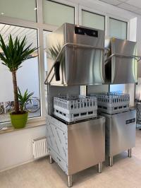 Vor einer möglichen Kaufentscheidung können die Interessenten alle Colged-Maschinen im neuen Showroom von LA-Großküchenservice / Gastrolupe begutachten und ausprobieren. Der italienische Hersteller hat für die Ausstattung dieser Räumlichkeiten die gesamte Produktpalette zur Verfügung gestellt