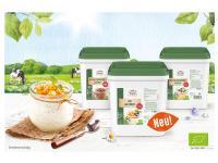 Bio-Desserts / Bildquelle: frischli Milchwerke GmbH