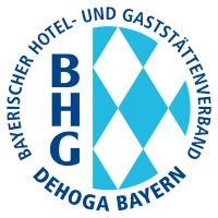 Logo Bayerischer Hotel- und Gaststättenverband DEHOGA Bayern e.V.