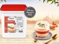 Blutorangen-Dessert orientalische Art / Bildquelle: frischli Milchwerke GmbH
