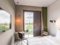 Zimmer im gambino hotel CINCINNATI / Bildquelle:  © Nieder + Marx Design
