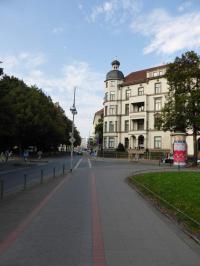 Hannover mit beschaulicher Lage am Maschpark