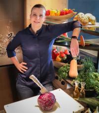 Michéle Mueller, Executive Chef Kempinski Palace Engelberg / Bildquelle: Kempinski Hotels