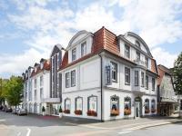 Neuer Betreiber für das Best Western Hotel Lippstadt: Zum Jahreswechsel haben Alexander Gemein und Theresa Beermann die Verantwortung für das 49-Zimmer-Hotel übernommen. / Bildquelle:  BWH Hotel Group Central Europe GmbH