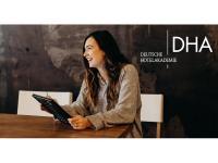 Kampagnenbild kostenfreie Webinarreihe DHA / Bildquelle: Deutsche Hotelakademie