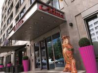 In diesem Jahr feiert das Adina Berlin Hackescher Markt, das am 7. März 2011 eröffnet wurde, sein 10-jähriges Jubiläum / Bildquelle: Beide Adina Hotels