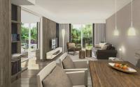 Wohnraum der Appartements / Bildquelle: RM-Interiordesign