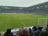 Schüco Arena oder Bielefelder Alm - die Heimspielstätte der Arminia