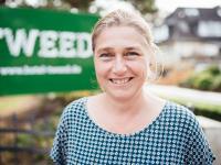 Gastgeberin Annette Münster kann es kaum erwarten, ihr TWEED wieder eröffnen zu können / Bildquelle: Beide Hotel Tweed