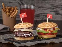 Neumärker Waffel-Burger / Bildquelle: Ernst Neumärker GmbH & Co. KG