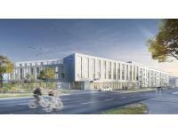 Hampton by Hilton Hotel Visualisierung / Bildquelle: Highstreet Group