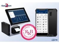 Easy2Bon Lösung des Jahres 2021 / Bildquelle: SoftTec GmbH