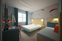 MEININGER Hotel Innsbruck Zentrum 2+1 Zimmer