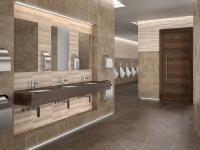 CONTI+ lino PRIMUS Stand ist eine Waschtischarmatur mit einer weltweit  einzigartigen Hygienefunktion mit der sich auch separate Spülungen des  Kaltwasserstrangs durchführen lassen / Bildquelle: Beide Bilder CONTI+