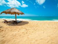 Symbolbild Beach